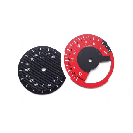For Nissan GT-R Nismo dials tacho tachometer replacement