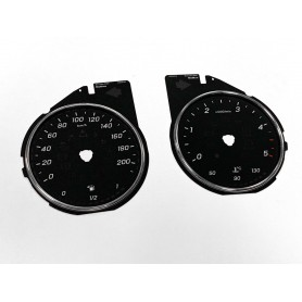 Mercedes-Benz Sprinter III W907 - Replacement instrument cluster dials from MPH to km/h