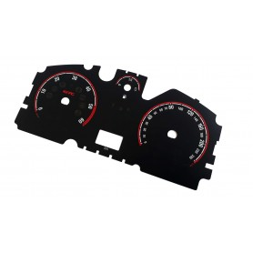 Opel Astra H - Tunning Replacement dial