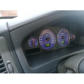 Volvo S60, S70, S80, V70, XC70, XC90 - zamiennik tarcz- tarcze licznika jak w wersji R