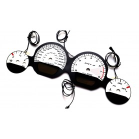 Dodge Charger 2005-2010 custom Dodge Magnum 2005-2010 custom plasma tacho glow gauges tachoscheiben dials