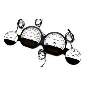 Dodge Magnum 2005-2010 custom plasma tacho glow gauges tachoscheiben dials