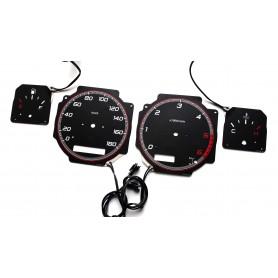 Nissan Patrol GR Y61 glow face gauge