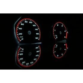 Mercedes Sprinter W906 - świecące tarcze licznika zegary INDIGLO