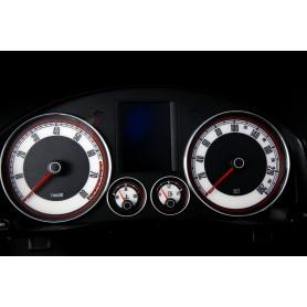 Volkswagen Golf MK5, Jetta, Touran glow gauges plasma dials