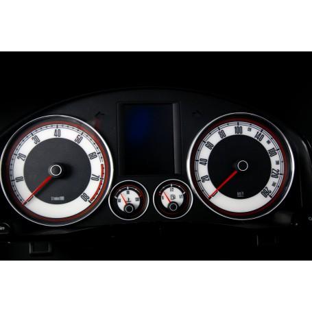 Volkswagen Golf 5, Jetta, Touran tarcze licznika INDIGLO