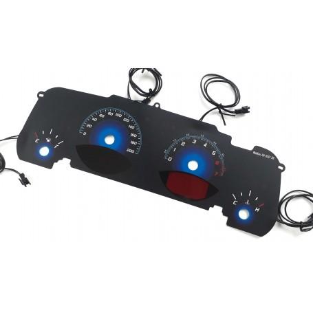 Jeep Compass plasma tacho glow gauges tachoscheiben dials