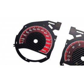 Mercedes V Klasa - Custom Replacement tacho dials