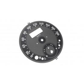 Kawasaki Vulcan 1500 - replacement instrument cluster dials gauges // tacho counter