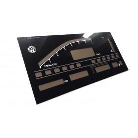 Volkswagen Golf 2 - digital cluster replacement panel dash dashboardspeedo