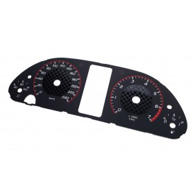 Mercedes W169 W245 - Replacement tacho dials like AMG, face counter gauges
