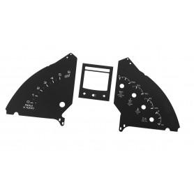 Chevrolet Corvette C4 90-96 - replacement Instrument panel speedometer tachometer screen gauges