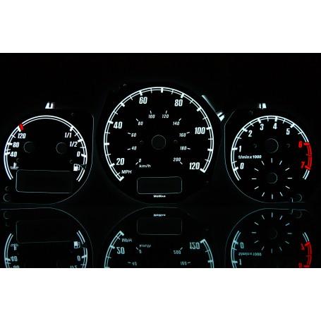 Mercedes Sprinter 1995-2000 design 1 PLASMA TACHO GLOW GAUGES TACHOSCHEIBEN DIALS