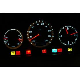 Mercedes Sprinter 1995-2000 tarcze licznika indiglo wzór 2