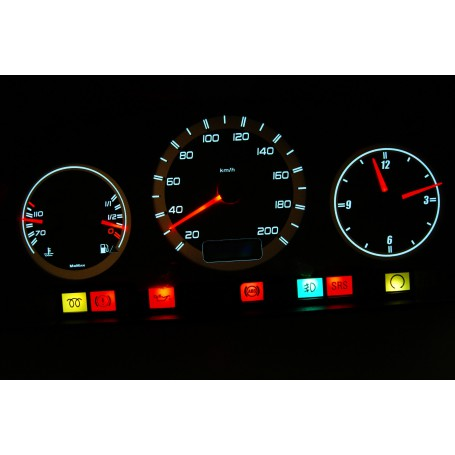 Mercedes Vito W638 1996-2003 design 2 PLASMA TACHO GLOW GAUGES TACHOSCHEIBEN DIALS