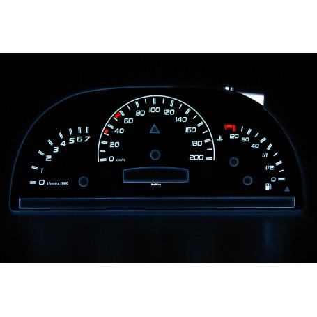 Mercedes Vito W638/2 - after lifting design 1 PLASMA TACHO GLOW GAUGES TACHOSCHEIBEN DIALS