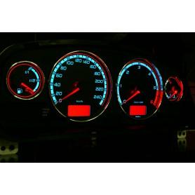 Toyota Avensis 1gen. design 1