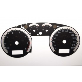 Volkswagen Golf MK4 Sport Edition - Replacement tacho dials, gauges