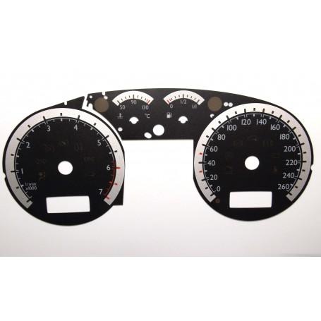 Volkswagen Golf MK4 Sport Edition - Replacement tacho dials, gauges