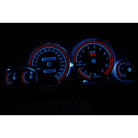 Nissan Skyline R33 1995-1998 tarcze licznika zegary INDIGLO