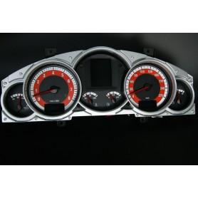 Porsche Cayenne 02-10 glow face gauge design 2