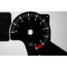 BMW K1200 LT lift (zamiennik z MPH na km)