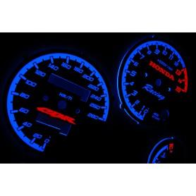 Honda CBR 600 F2 tarcze licznika zegary INDIGLO