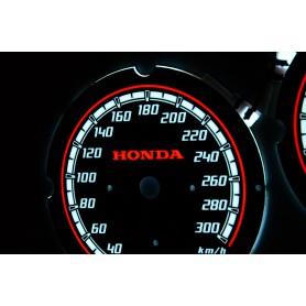 Honda CBR 919RR Fireblade (96-00) tarcze licznika zegary INDIGLO