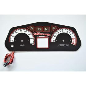 Honda Varadero tarcze licznika zegary INDIGLO