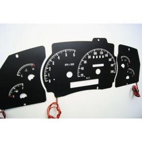 Ford Explorer tarcze licznika zegary INDIGLO