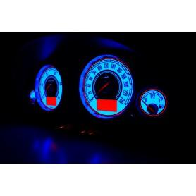 Ford Mondeo MK3 wzór 2 tarcze licznika zegary INDIGLO