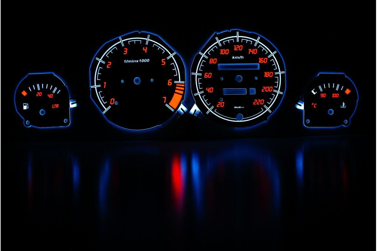 Kupplungskit mit Kupplungsfedern KTM EXC SX 250 300 1994-2012