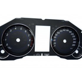 Infiniti FX, EX, G - Replacement dial