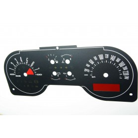 Ford Mustang 2005-2012 replacement tacho dials