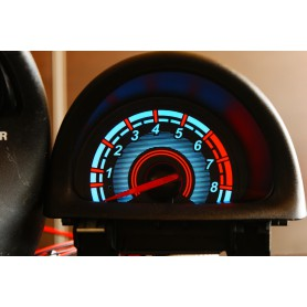 Fiat Seicento - RPM dial design 1