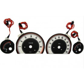 Dodge Caravan 1996-2000 plasma tacho glow gauges tachoscheiben dials
