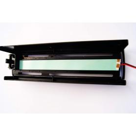 Mazda 323C - Heater control panel