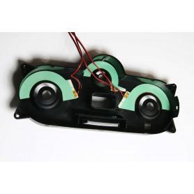 Mitsubishi Carisma - heater control panel