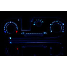 Mitsubishi Colt 1996-2003 CJ0 heater control panel