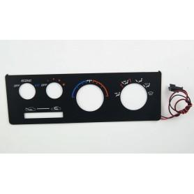 Mitsubishi Pajero 1991-1999 - Heater control panel