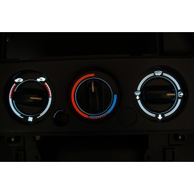Peugeot 306 - panel nawiewu