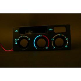 Toyota Avensis - Heater control panel
