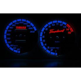 Yamaha YFZ R Thundercat / Thunderace wzór 2