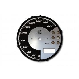 Yamaha XVS 950 - replacement tacho dial