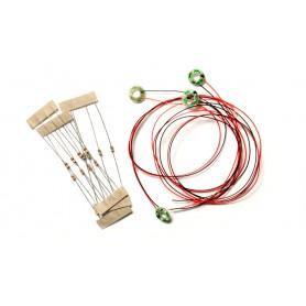 SMD LED needle illumination kit [4 pcs]
