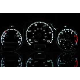 Volkswagen LT 1997-2004 przed liftem wzór 1 tarcze licznika zegary INDIGLO