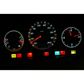 Volkswagen LT 1997-2004 before lifting design 2 PLASMA TACHO GLOW GAUGES TACHOSCHEIBEN DIALS SPEEDO