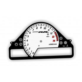 Honda CBR 1000RR - glow gauges