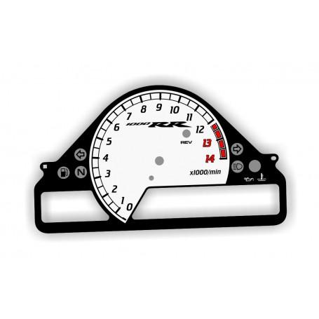 Honda CBR 1000RR - tarcze INDIGLO