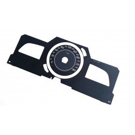 Mazda 3, CX-3 - Replacement tacho dial MPH to km/h